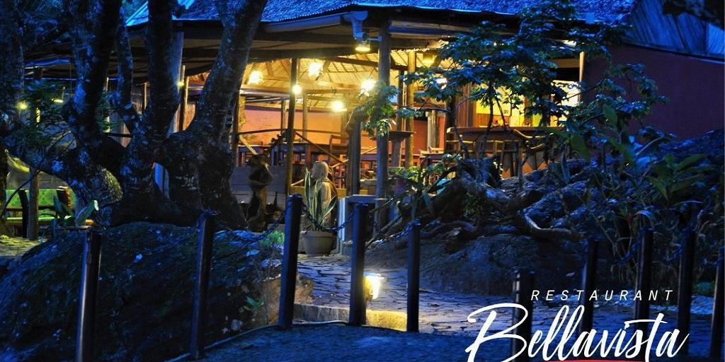 Bellavista restaurant natiora green lodge