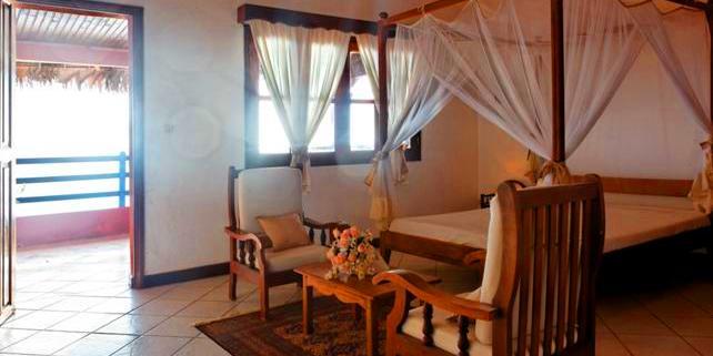 Chambre avec terrasse vanivola