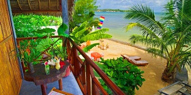 Chambre ocean idylle beach 4