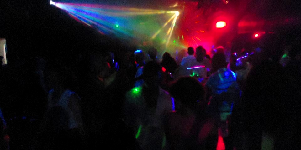 Discotheque case a nono night club sainte marie