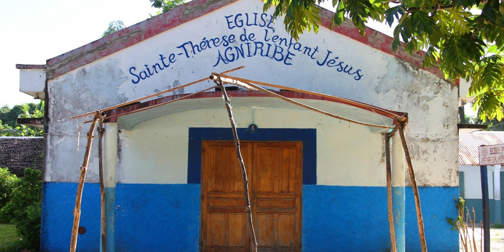 Eglise saint therese ile aux nattes