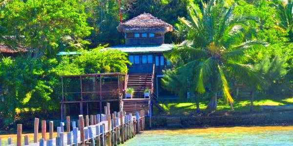 Hotel boraha village sainte marie