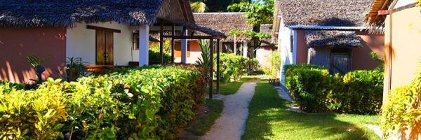 Hotel mirana plage bungalow