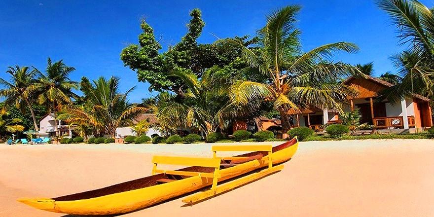 Hotel mirana plage sainte marie