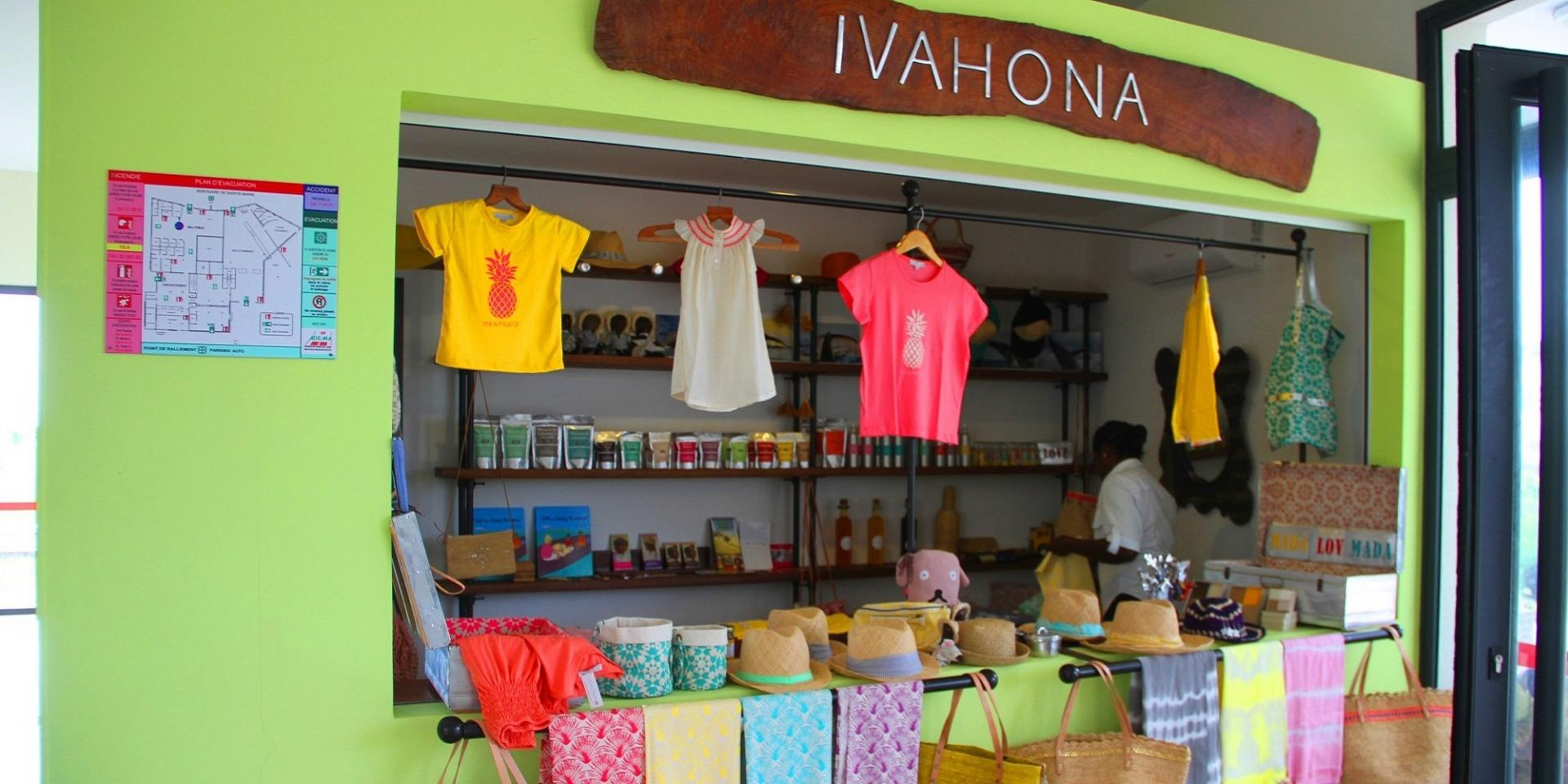 Boutique Ivahona