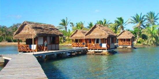 Lakana hotel bungalow 1