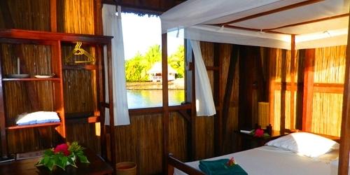 Lakana hotel bungalow 7