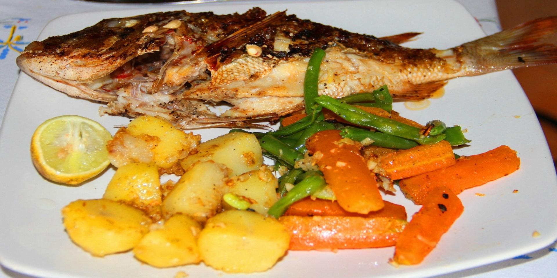 Lakana h tel - Restaurant poisson grille paris ...