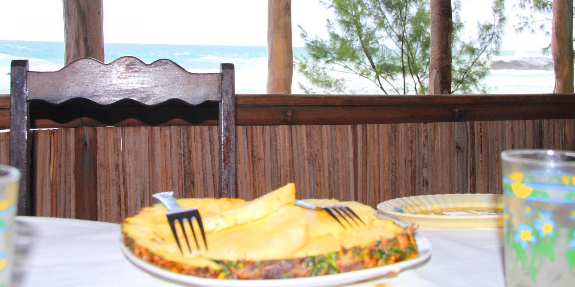Le cottage restaurant piscines naturelles 2