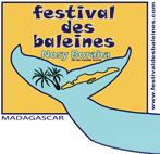 Logo festival des baleines