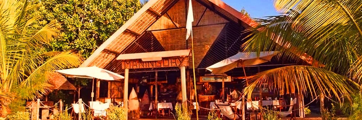 Hôtel-Restaurant Maningory un endroit rare