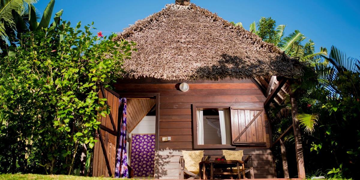 Masoandro lodge bungalow nature
