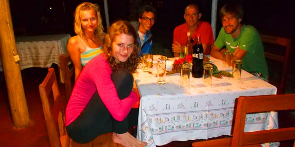 Restaurant atafondro sainte marie 2