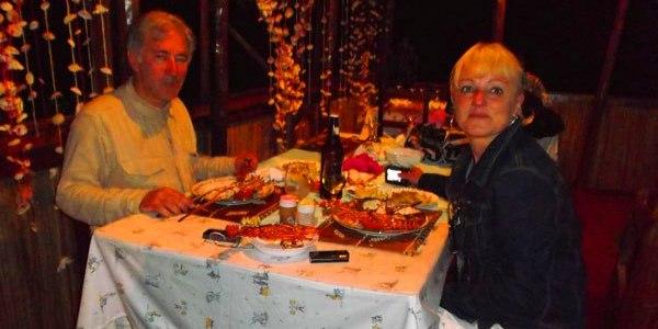 Restaurant atafondro sainte marie