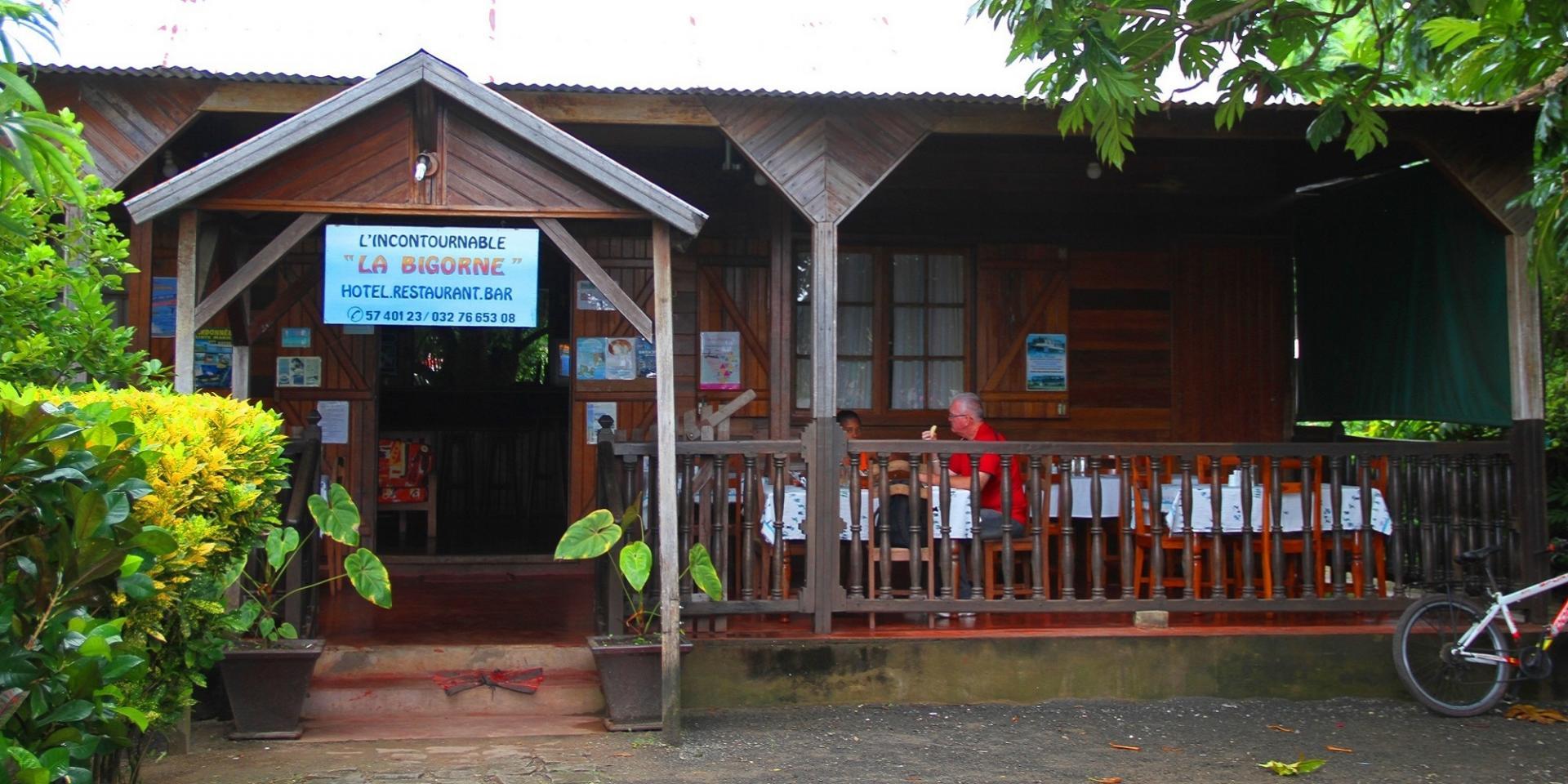 Restaurant la bigorne 1