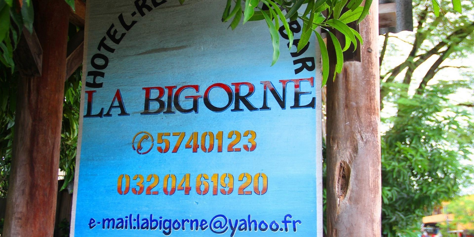 Restaurant la bigorne 2