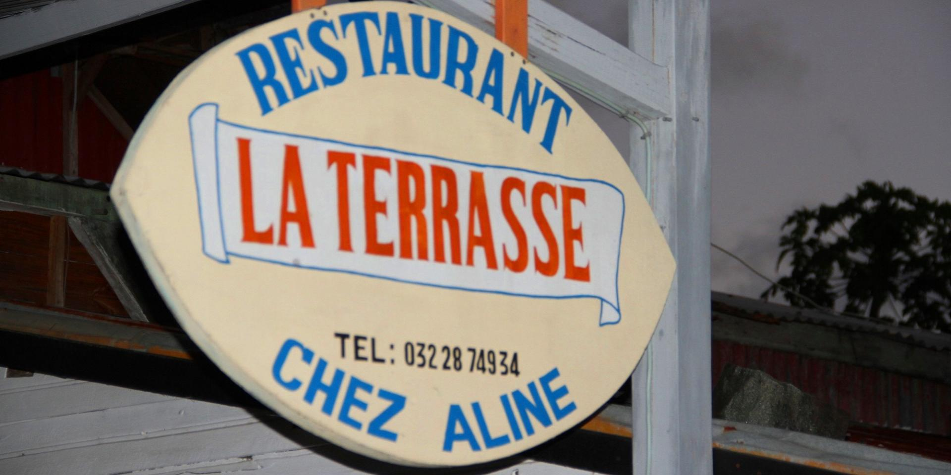 Restaurant la terrasse 2