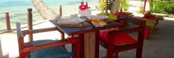 Restaurant le paradise sainte marie 1