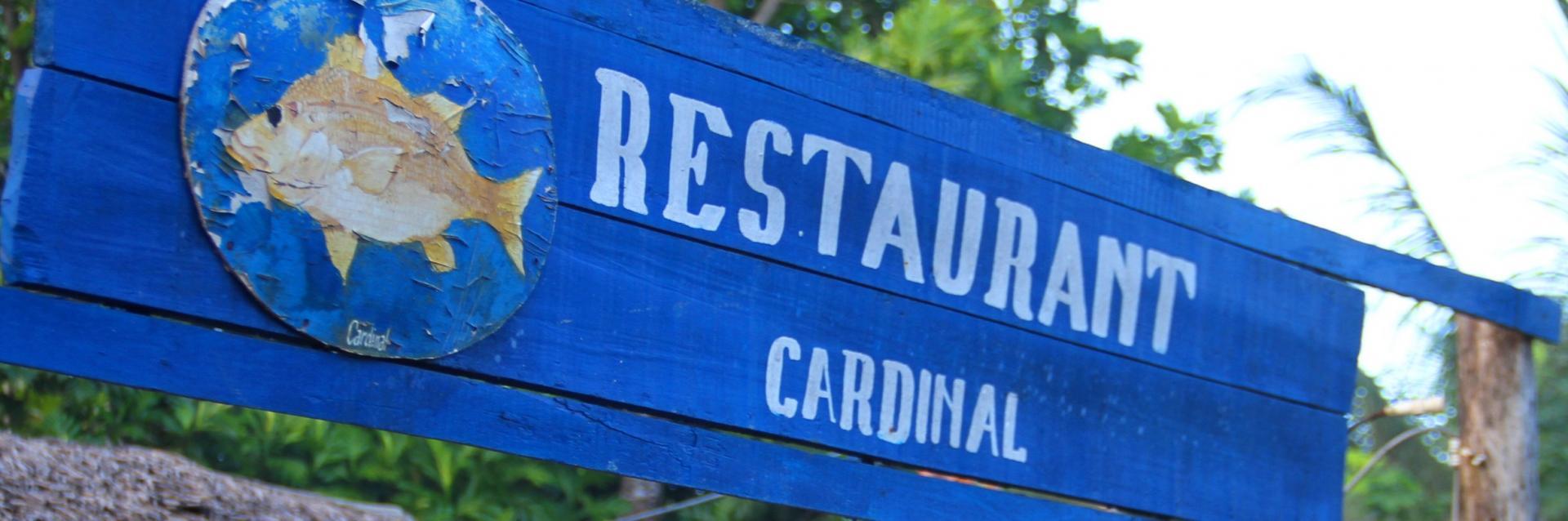 Restaurnat le cardinal 1