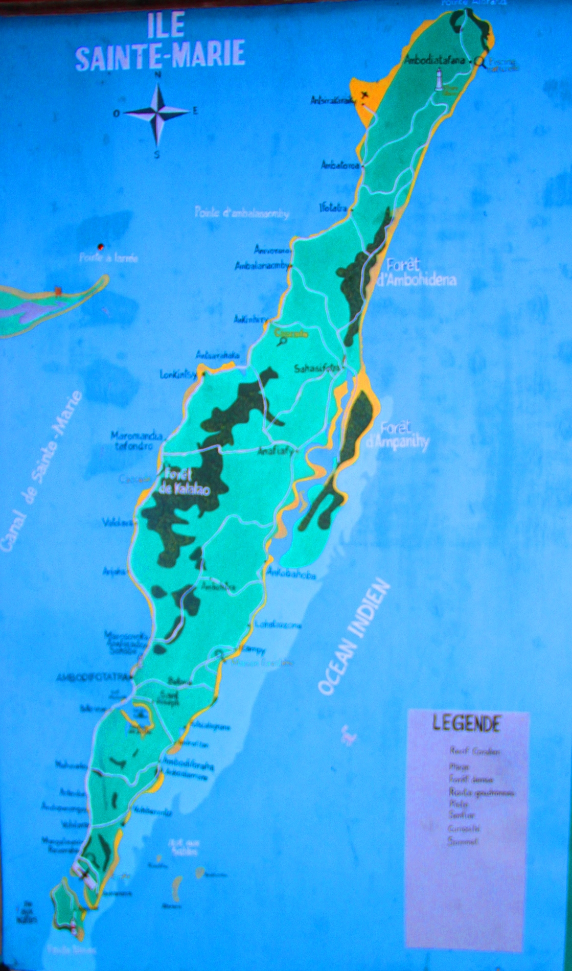 île Sainte-Marie : Présentation
